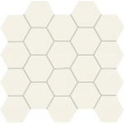 MOZAIKA ALL IN WHITE / WHITE 28,2X30,6 GAT.1