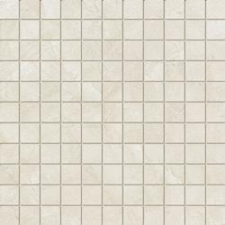 MOZAIKA OBSYDIAN WHITE 29,8X29,8 GAT.1