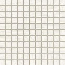 MOZAIKA TIMBRE WHITE 29,8X29,8 GAT.1