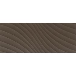 ŚCIANA ELEMENTARY BROWN WAVE STR 29,8X74,8 GAT.1 (1,34)