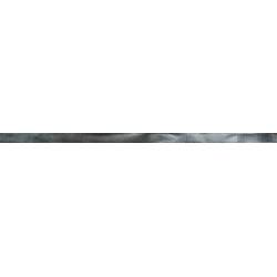 List alu 60x2,3 Aluminium Black /20