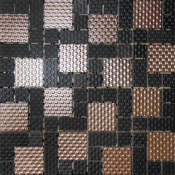 Moz gres 30x30 Berbera srebrno-czarne kwadraty /11