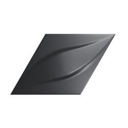 ROMBO 15X25,9 BLEND BLACK MATT 218260