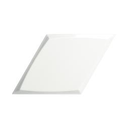 ROMBO 15X25,9 ZOOM WHITE GLOSSY 218267