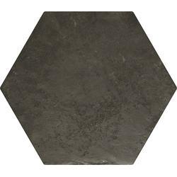 PAV. HEXAG 32X36,8 AMAZONIA BLACK 220970