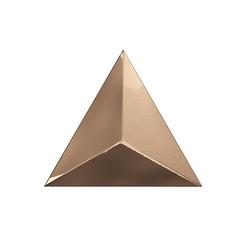 TRIANG. 15X17 LEVEL COPPER LASER GLOSSY 218364