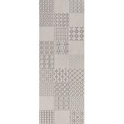 Dekor ścienny Integrally grey 32,8x89,8 Gat.1