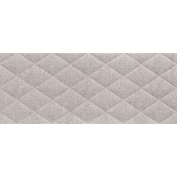 Płytka ścienna Chenille pillow grey STR 29,8x74,8 Gat.1 (1,34)