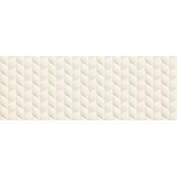 Płytka ścienna House of Tones white B STR 32,8x89,8 Gat.1 (1,77)