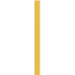 UNIWERSALNA LISTWA SZKLANA GIALLO 2,3X60 G1