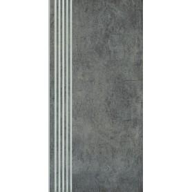 STOPNICA TARANTO GRYS NACINANA 29,8X59,8