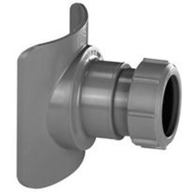 Uniwersalne siodło mechaniczne do pionów kanalizacyjnych 110/50mm