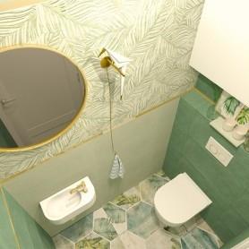 Toaleta Amazonia and Touch by Kazieko