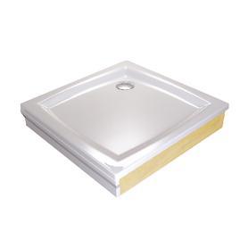 Brodzik PERSEUS-90 PP biały  A027701510
