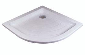 Brodzik RONDA-90 LA biały  A217001220