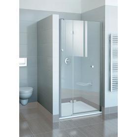 Drzwi prysznicowe BLDP2-120 R satyna Transparent  0PPG0U00Z1