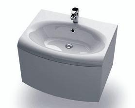 Szafka dolna Evolution SDS z szufladą biała/biała  X000000365