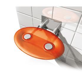 Siedzisko prysznicowe OVO P Clear  B8F0000000