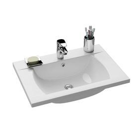 Umywalka Classic 700 biała z otworami   XJD01170000