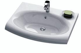 Umywalka Evolution biała z otworami  XJE01100000