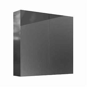TWINS szafka wisząca 2 drzwiczek 800 x 150 x 700 mm z lustrem