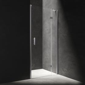 MANHATTAN drzwi prysznicowe uchylne, 140cm, chrom/transparentny      ADP14XLUX-TCRTR