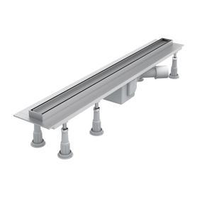 LINE prysznicowy odpływ liniowy, 80cm, inox      LINE80IN