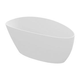 BARCELONA wanna Marble+, 170x77x62cm, biały połysk       BARCELONAXLBP
