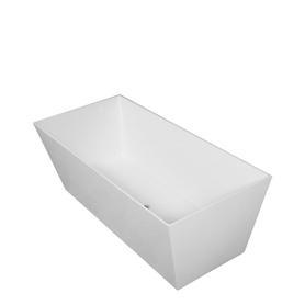 LONDON wanna Marble+, 175,5x79,5x61cm, biały mat      LONDON175BM