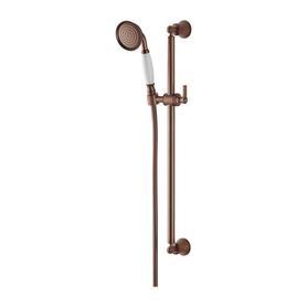 ARMANCE zestaw prysznicowy suwany, miedź antyczna      ARMANCE-SORB