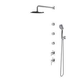Y system prysznicowy podtynkowy SYSY30XCR