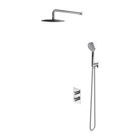 Y system prysznicowy podtynkowy, chrom       SYSYT01CR