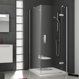 Ścianka prysznicowa SMPS-90 L chrom Transparent  9SL70A00Z1