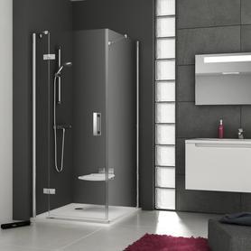 Ścianka prysznicowa SMPS-90 R chrom Transparent  9SP70A00Z1