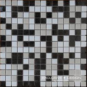 MOZAIKA GLASS P 330x330 4 mm Nr 4