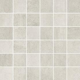 GRAVA WHITE MOSAIC MATT 29,8X29,8 OD662-090 (1,25)
