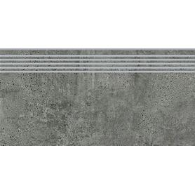 NEWSTONE GRAPHITE STEPTREAD 29,8X59,8