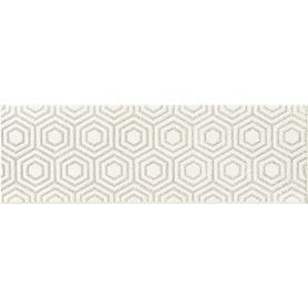 Dekor ścienny Burano bar white A 23,7x7,8 Gat.1