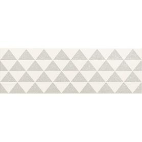 Dekor ścienny Burano bar white B 23,7x7,8 Gat.1