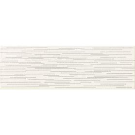 Dekor ścienny Burano bar white D 23,7x7,8 Gat.1