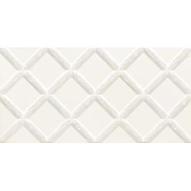 Dekor ścienny Burano white 30,8x60,8 Gat.1