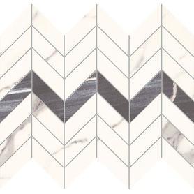 Mozaika ścienna Bonella white 29,8x24,6 Gat.1