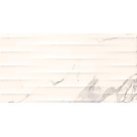Płytka ścienna Bonella white STR 30,8x60,8 Gat.1 (0,93)