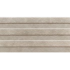 Dekor ścienny Blinds grey STR 2 29,8x59,8 Gat.1