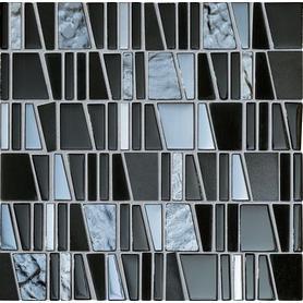 Mozaika ścienna Drops stone grey 30*30 Gat.1