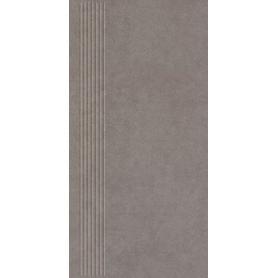 INTERO GRYS STOPNICA PRASOWANA MAT. 29,8X59,8 G1 (1.07)