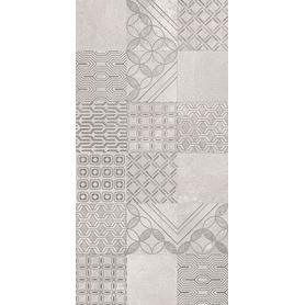 ŚCIANA HARMONY GRYS   SCIANA PATCHWORK SCIANA  30X60 G1 G1 (1,44)