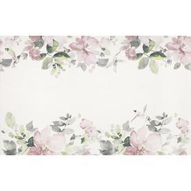 DEKOR AURA INSERTO FLOWERS 25X40 G1 NT964-004-1