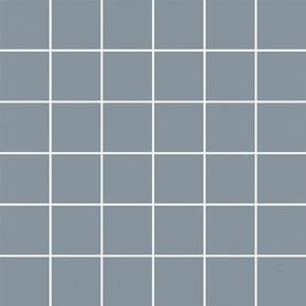 MODERNIZM BLUE MOZAIKA CIETA K.4,8X4,8  29,8X29,8 G1 (8.000)