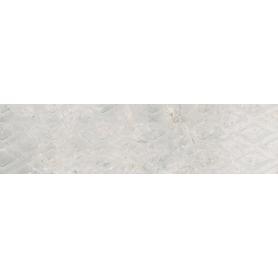 GRES MASTERSTONE WHITE DECOR GEO RECT.  1197X297X8